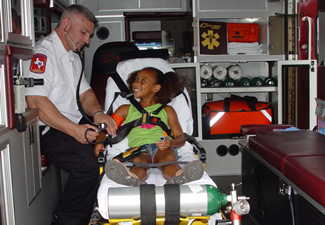 pediatric transport